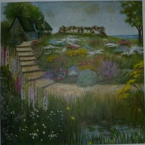 Cottage on Hill
