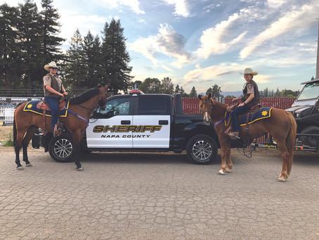 Napa County Sheriff's Mounted Posse