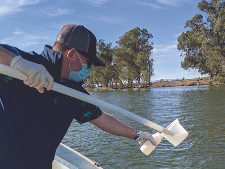 Friends of the Napa River: From the River's Edge - Napa Sanitation District