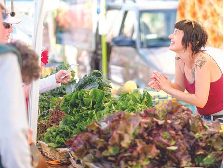 Farmers Market Moves to the Napa Valley Expo February 8
