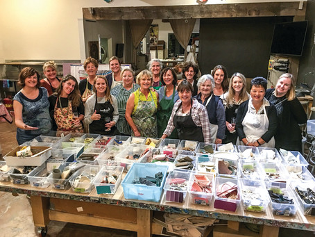 Napa Quake Mosaic - Launches Crowdfunding Campaign to Complete Project