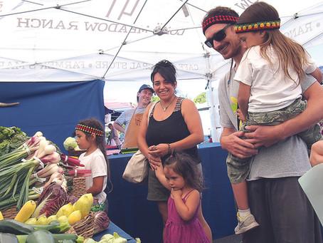 Napa Farmers Market: Building Community Around Local Food