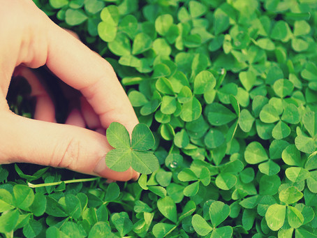 Feeling Lucky? We Could All Use a Bit of Luck!