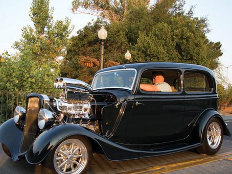 Main Street Reunion Car Show - Hundreds of vintage cars – twice!