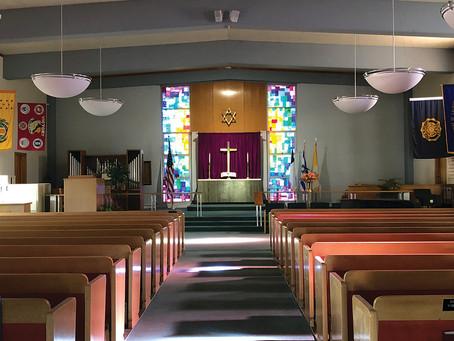 The Armistice Chapel of Napa Valley's Veterans Home