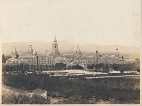 Napa State Hospital: The Early Years