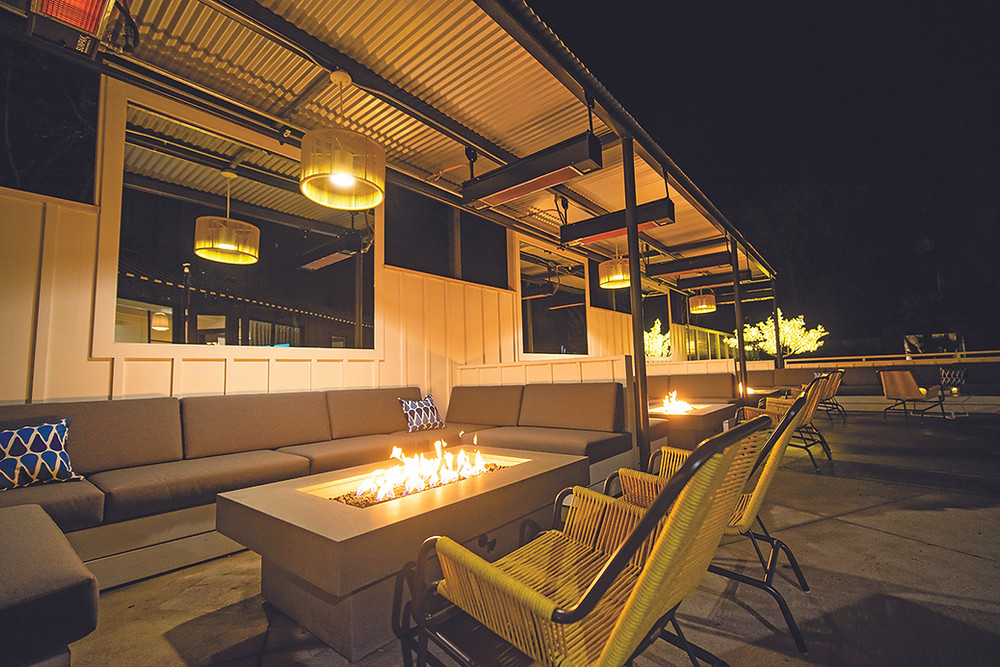 The Deck at Ace & Vine