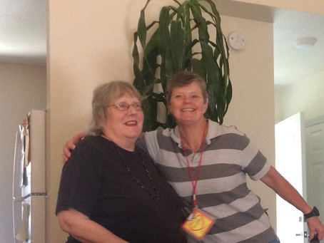 SHARE THE CARE HELPING NAPA'S OLDER ADULTS THROUGH TOUGH TIMES