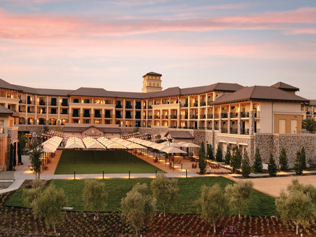 Vista Collina - Napa's Newest Lifestyle Resort Welcomes Locals