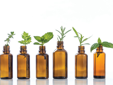 Essential Oils for a Healthy, Holistic New Year