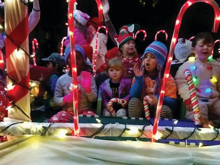 Downtown Napa - 12 Days of Christmas