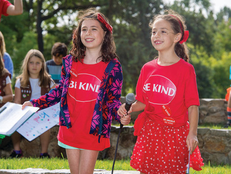 2nd Annual Be Kind Napa - Kindness Day Walk & Celebration Saturday, Aug. 18 at 9:30am