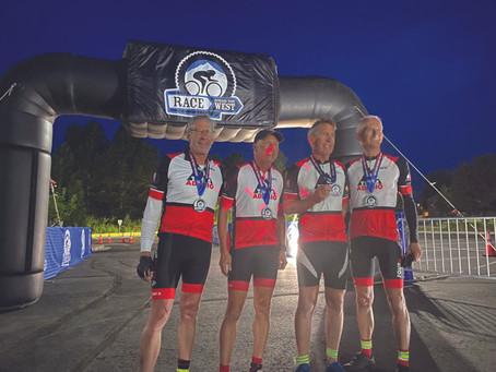 Race Across the West - 930 miles - Oceanside, CA to Durango, CO