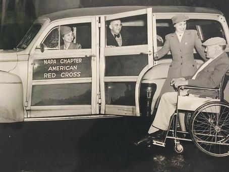 The Life of Lu Carter in Napa