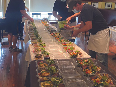 Napa's Generous Restaurants Continue to Quietly Give Back