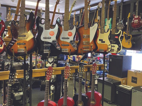 Napa School of Music & Napa Music Supply Scoring High Marks for Musicians of All Ages