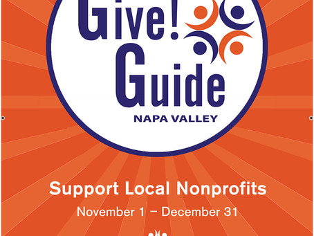 Napa Valley CanDo's 2019 Give!Guide