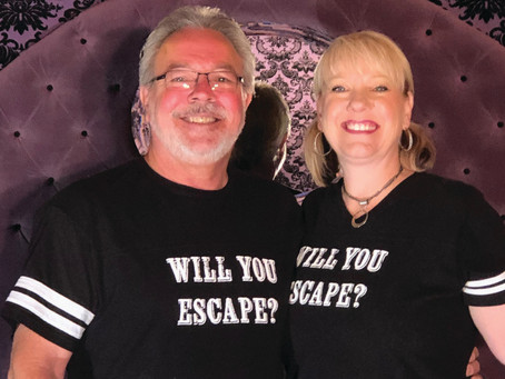 What the heck is an ESCAPE ROOM?