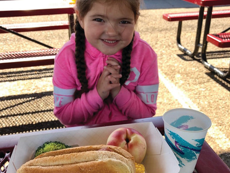 Hot Lunch Is Cool Napa's Operative for School Food Health