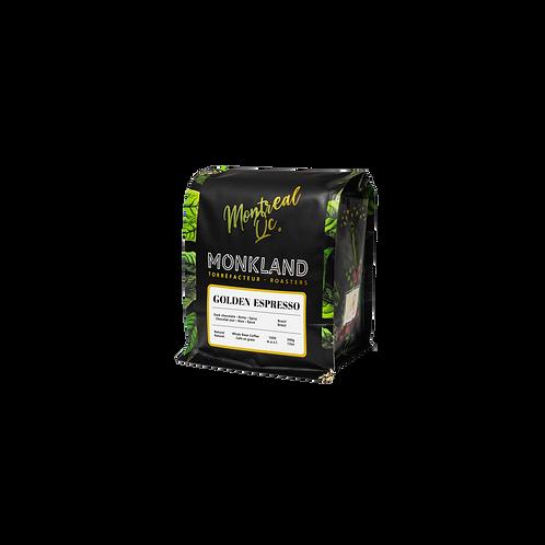 MONKLAND - Golden Espresso