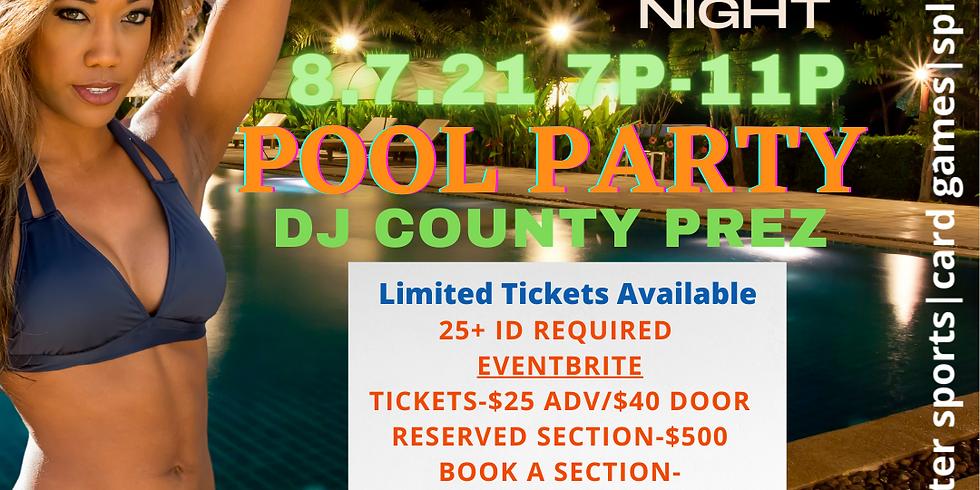 Nile Swim Club Presents- The Ultimate Game Night
