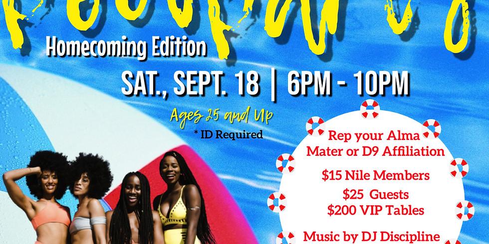 Nile Swim Club Presents- Summer Nights, The Homecoming Edition