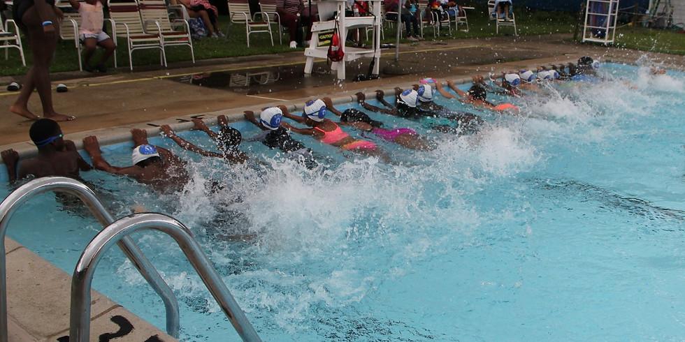 NCWDOT- July Swim Clinic | 9:30am | Level 1 & 2(Saturday)