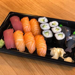 Chu Sushi Portion
