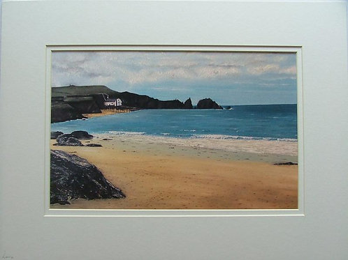 Mother Ivey's Bay- printed on canvas paper
