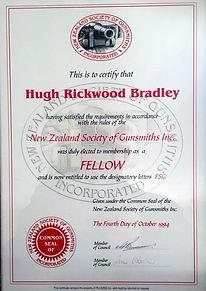 New Zealand Society of Gunsmiths