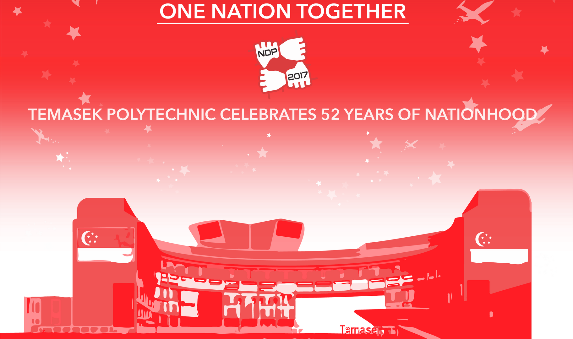 National day Banner 2017