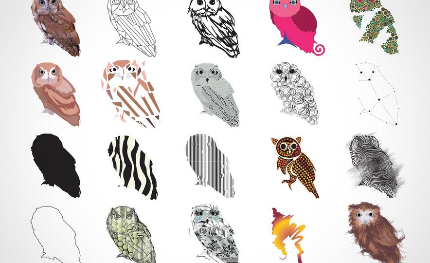 Idealisation Owls