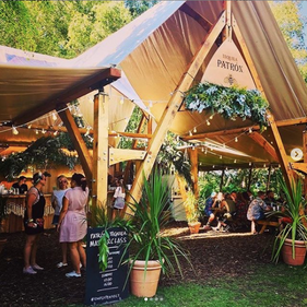 The Tree Marquee
