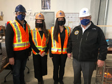 Operations team and Doug Ford