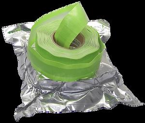 MICROGARD® Enhanced Packaging Stickers (etiquetas) São fornecidos em rolos contendo 2.000 peças no formato de 5,0 x 2,5 (cm) já com adesivo autocolante no verso para fixação na embalagem.