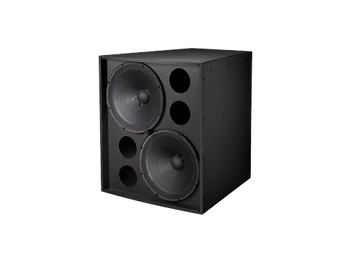 "Electro-Voice EVF-2151D Dual 15"" front‑loaded subwoofer"