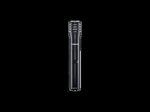 Shure SM137 Professional Instrument Condenser Microphone