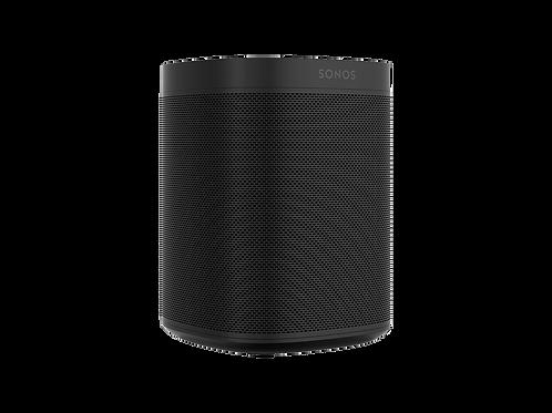 Sonos One (Gen 2) Voice Controlled Smart Speaker w/ Alexa