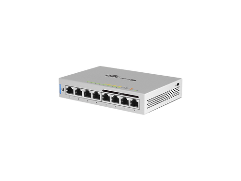Ubiquiti Networks UniFi US-8-60W Ethernet Switch 8-Port Gigabit Ethernet Switch