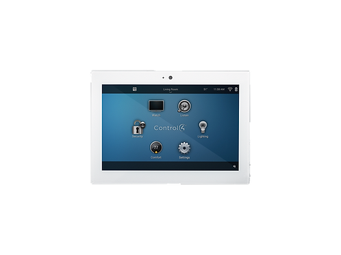 Control4 In-Wall Touch Screen
