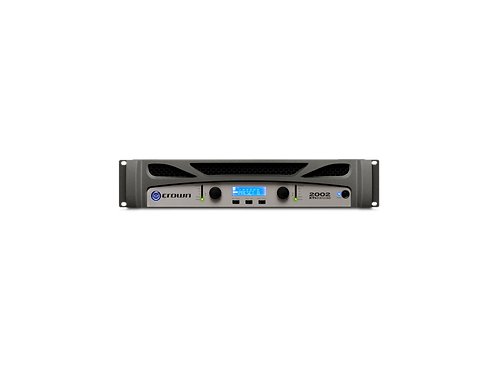 Crown XTi 2002 Two-channel, 800W @ 4Ω Power Amplifier