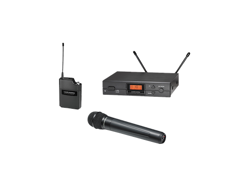 Audio Technica 2000 Series Frequency-agile True Diversity UHF Wireless Systems