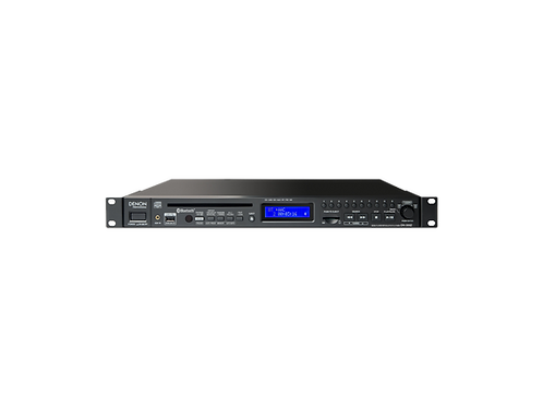 Denon DN-300Z CD/Media Player with Bluetooth®/USB/SD/Aux and AM/FM Tuner