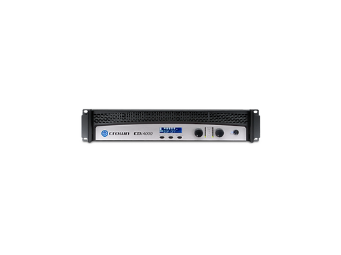 Crown CDi 4000 Two-channel, 1200W @ 4Ω, 70V/140V Power Amplifier