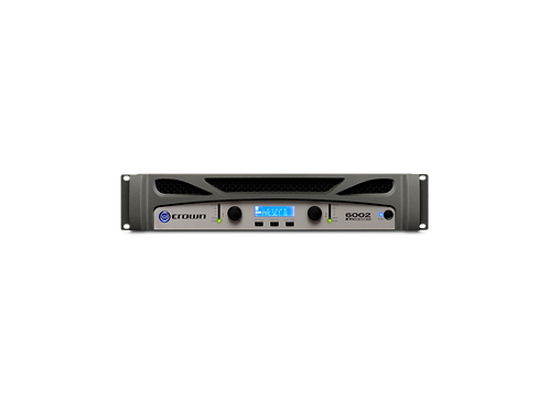 Crown XTi 6002 Two-channel, 2100W @ 4Ω Power Amplifier