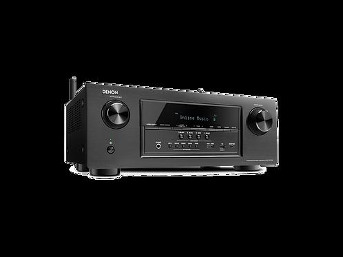 Denon AVR-S910W 7.2 Channel Full 4K Ultra HD A/V Receiver w/ Bluetooth and Wi-Fi