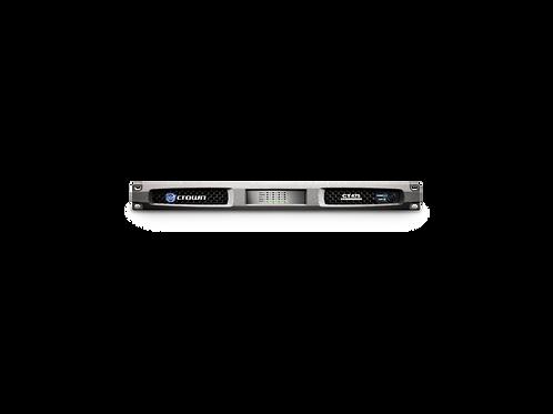 Crown CT 475 Four-channel, @ 4Ω 75W Power Amplifier