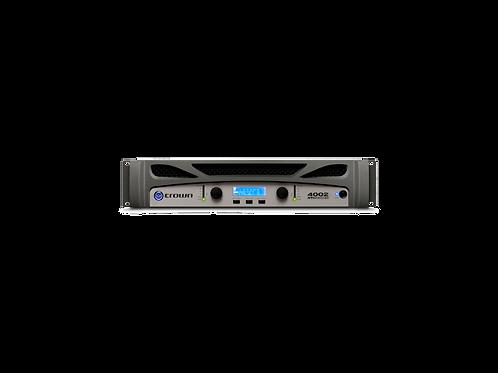 Crown XTi 4002 Two-channel, 1200W @ 4Ω Power Amplifier