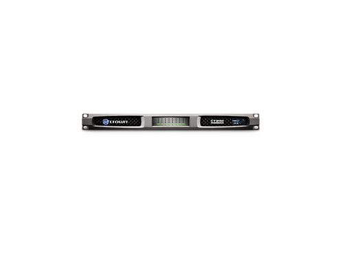 Crown CT 8150 Eight-channel, 125W @ 4Ω Power Amplifier
