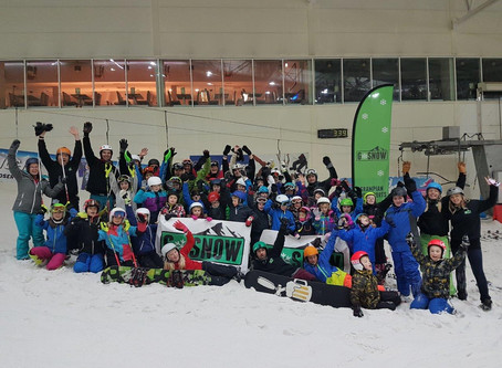 Braehead Snow Training is BACK!